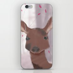 Dream Deer  iPhone & iPod Skin