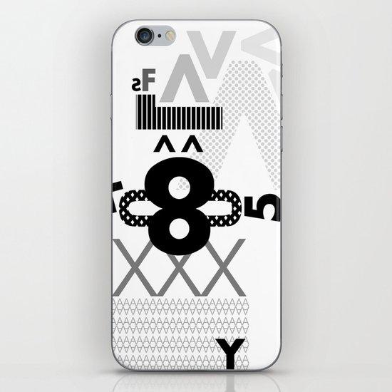FUTURA iPhone & iPod Skin