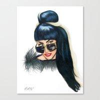 FASHION Canvas Print