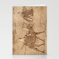 Ship of the Desert Stationery Cards