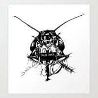 The Metamorphosis Art Print