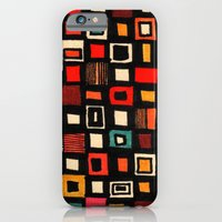 iPhone & iPod Case featuring Living in a box by Marie Elke Gebhardt