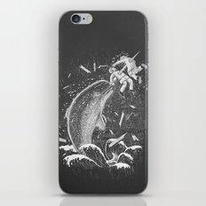 Narwhal Skewer iPhone & iPod Skin