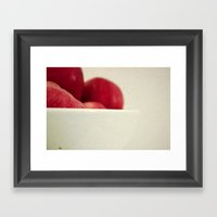 Pick Your Poison: Snow W… Framed Art Print