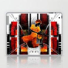 African Dance Laptop & iPad Skin