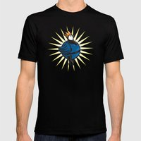 Suzanne Mens Fitted Tee Black SMALL