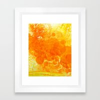 Abstract #52 Framed Art Print