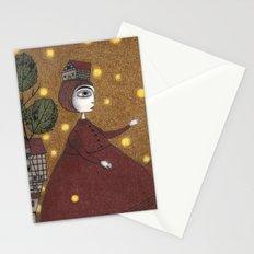 Just Around the Corner Stationery Cards