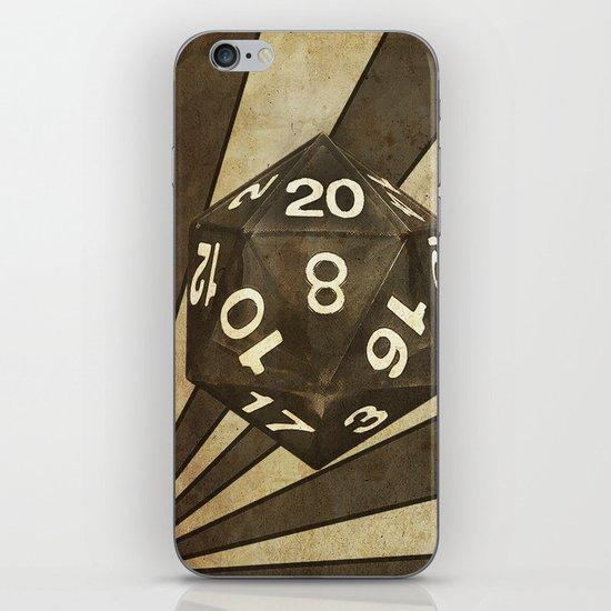 D20 iPhone & iPod Skin