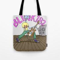 Blink Bunny Tote Bag
