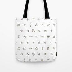 Berlin Life Tote Bag