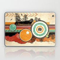 Retro Mash Up. Laptop & iPad Skin