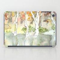 Fall Trees iPad Case