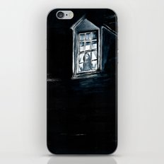 She Lived Here Once iPhone & iPod Skin