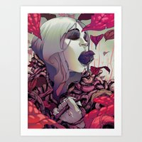 The Department of Alterations Art Print