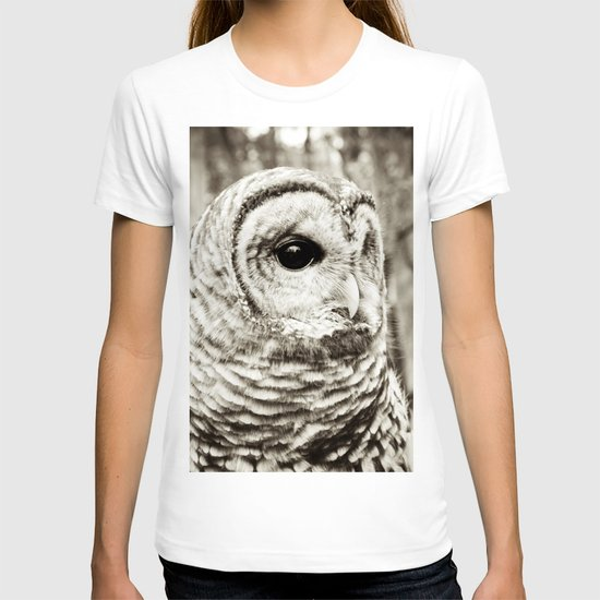 Wise Old Owl T-shirt