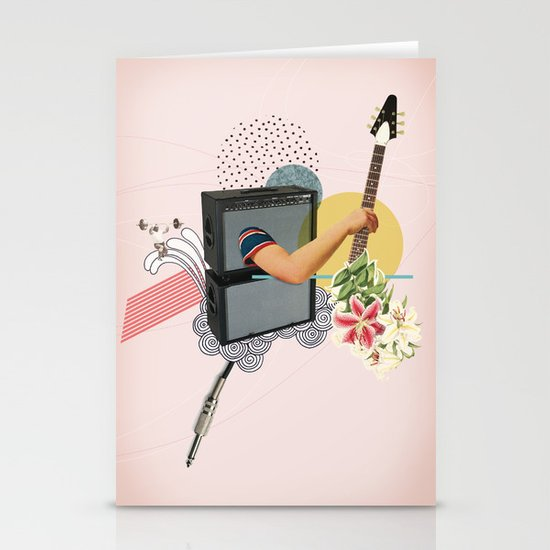 UNTITLED #2 Stationery Card