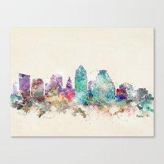 Austin Texas  Canvas Print