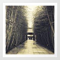 Japan 3 Art Print