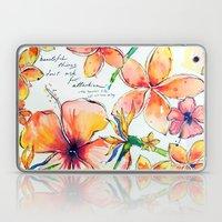 Beautiful tropical things Laptop & iPad Skin