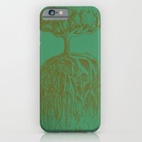 iPhone & iPod Case featuring One Tree Planet *remastered* by ḋαɾќṡhαḋøώ .