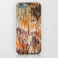 iPhone Cases featuring NATURAL WOOD ART by Catspaws