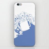 Doodles iPhone & iPod Skin
