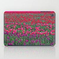 Flower Field iPad Case