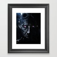 The Riddick Framed Art Print