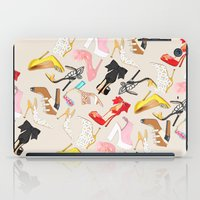 Shoes Full Time Love iPad Case