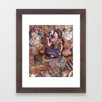 Sheherazade  Framed Art Print