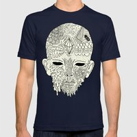 Son Of Beetleman Mens Fitted Tee Navy SMALL
