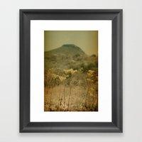 Dry Heat Framed Art Print
