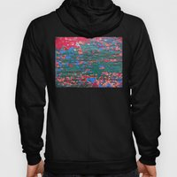 Chipping Paint Hoody