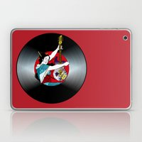 Geisha: Mistress of Rock Laptop & iPad Skin