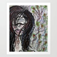 You Will Hinder My Growt… Art Print