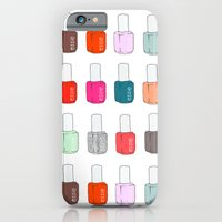 iPhone & iPod Case featuring Nailed It by Tyler Feder