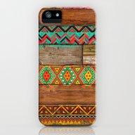 Indian Wood iPhone (5, 5s) Slim Case