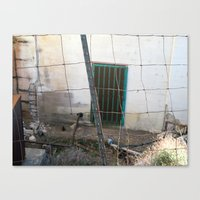 Quarantine Canvas Print