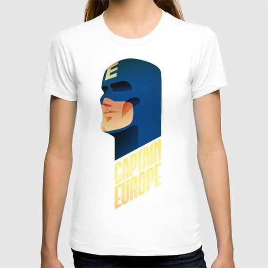 Captain Europe T-shirt