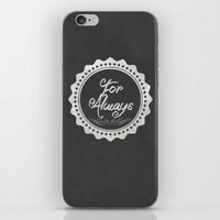 Adoption is For Always iPhone & iPod Skin