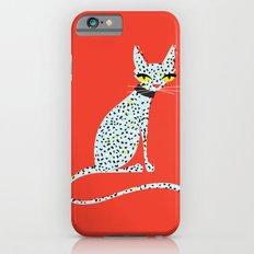 Wild House Cat iPhone 6s Slim Case