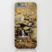 iPhone & iPod Case featuring Waterfall by Aaron Mallory
