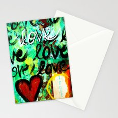 Trust Love Stationery Cards