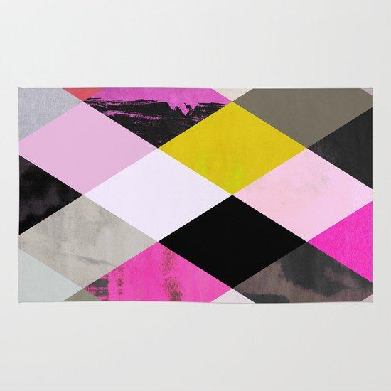 colour + pattern 15 Area & Throw Rug