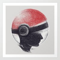 I Choose You! Art Print