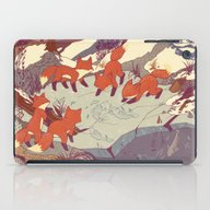 Fisher Fox iPad Case