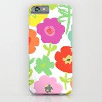 Floral Bouquet iPhone 6 Slim Case