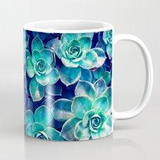 Plants of Blue And Green Mug