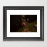 What Was Once A Prize...… Framed Art Print